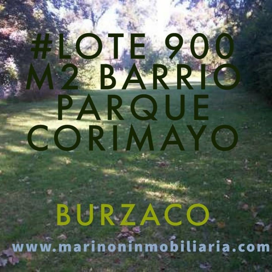 dos excelentes lotes 15 x 60 c/u ### 900 m2 ### corimayo ###