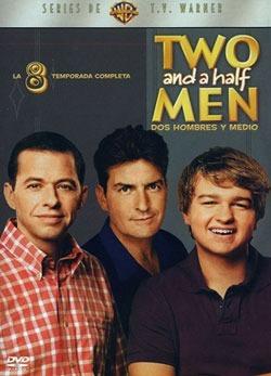 dos hombres y medio octava temporada 8 serie dvd