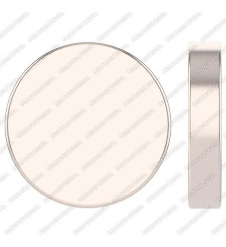 dos imánes de neodimio de 10mm x 2mm cilindro disco broche