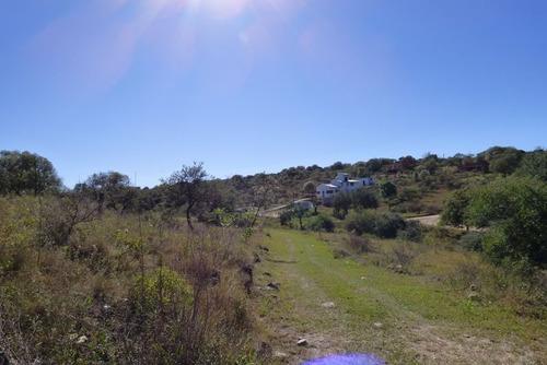 dos lotes en barrio las lagunitas, villa gral belgrano
