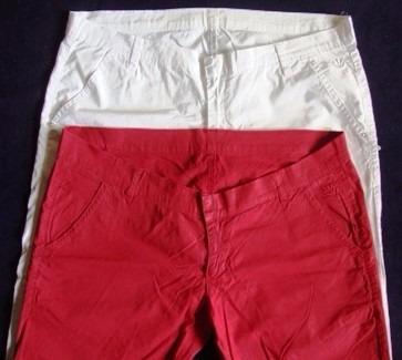 dos pantalones  como quieres...  talle 44 (12-14 años)impeca