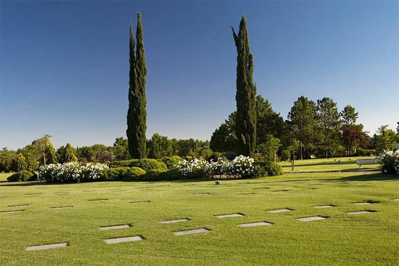 dos parcelas excelente ubicación cementerio memorial