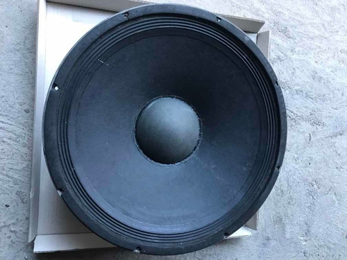 dos parlantes x2 peavey black widow 18 350 rms subwoffers