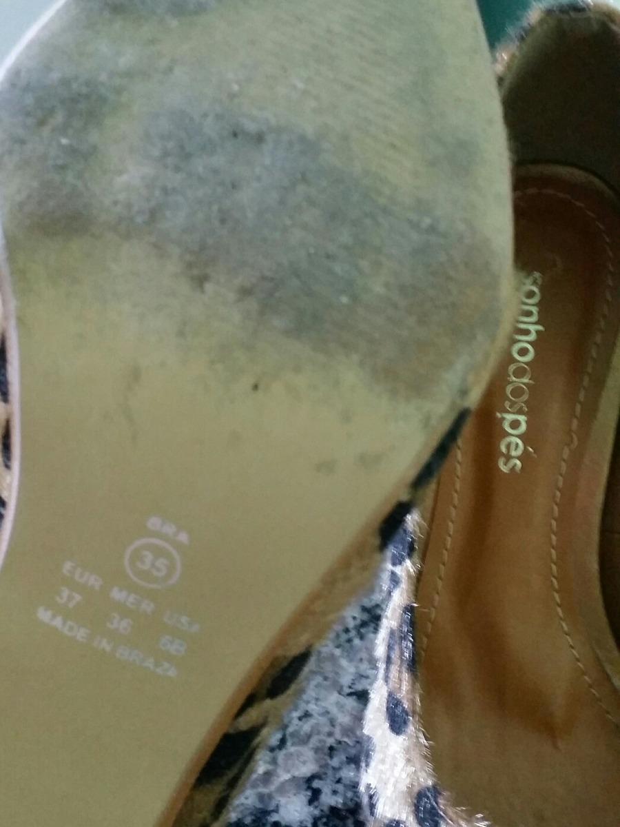 81d5cbba88 dos pes sapatos sonho. Carregando zoom.
