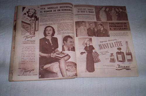 dos revistas radiolandia argentinas buen estado...
