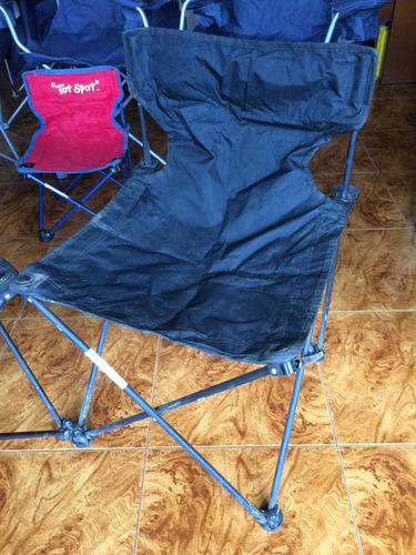 dos silla plegable para playa alberca camping pesca outdoors
