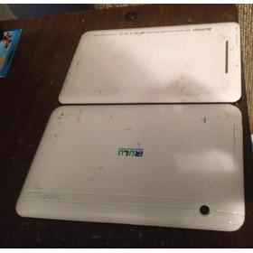 Dos Tablet Marca Irulu Y Utech Para Repuesto
