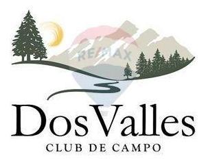 dos valles club de campo - lote b 33 financiación.