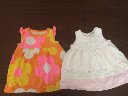 dos vestido bebe