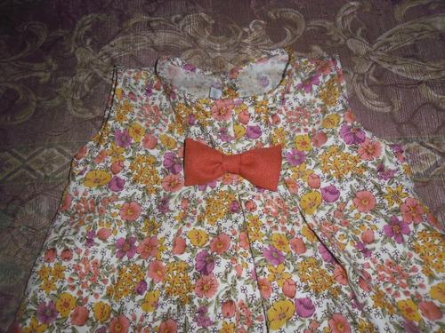 dos vestidos casuales para niñas