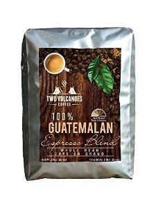 dos volcanes beans gourmet coffee - guatemala torrefacción e