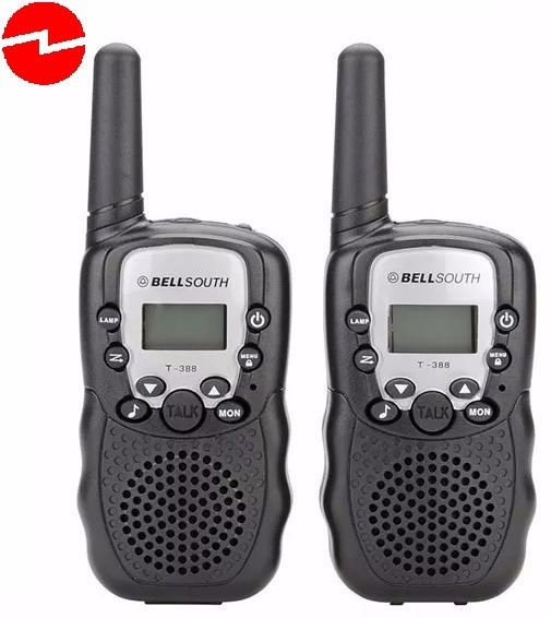 dos walkie talkie 8 km radios woki toki inalambrica 26. Black Bedroom Furniture Sets. Home Design Ideas