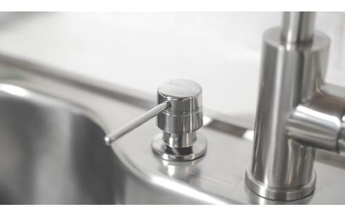 dosador detergente aço