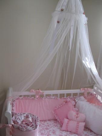 dosel tul o velo para cuna camas de y pl mosquitero