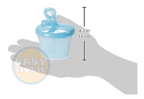 dosificador para leche en polvo 3 divisiones philips avent