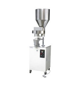 dosificadora de polvos y granos  kfg-500  volumetrico