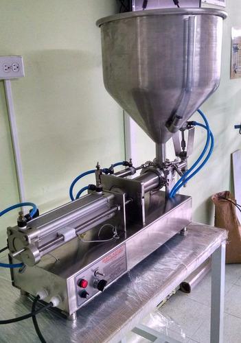 dosificadora maplas alta viscosidad y liquidos - 50 a 500 gr