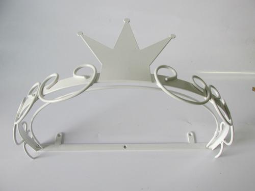dossel coroa principe princesa e mosquiteiro voil veu berço
