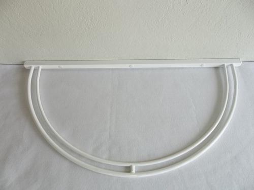 dossel de parede bebe quarto para mosquiteiro  60 cm