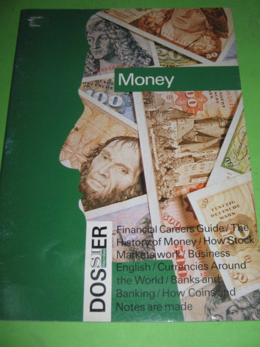 dossier: money ed. macmillan $ 430 nuevo