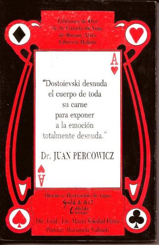 dostoievski y las cartas marcadas de el jugador de póker