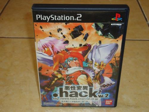 dot hack vol 2 playstation 2 version japon +++