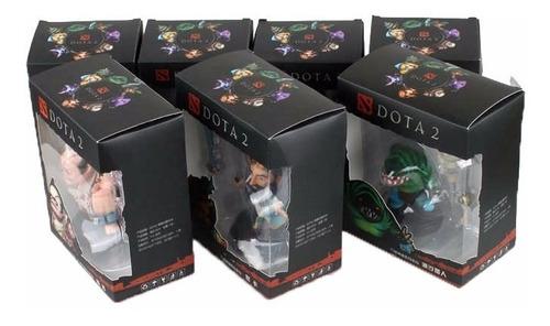 dota 2 muñecos colección pudge kunkka lina queen of pain