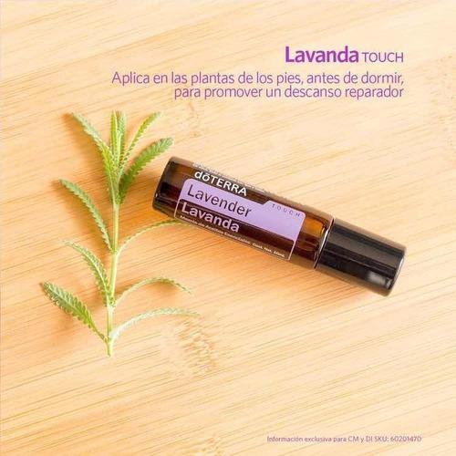 doterra lavanda touch roll on