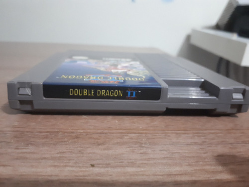 double dragon 2 - nes original