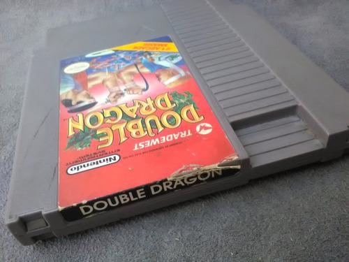 double dragon  para nintendo nes