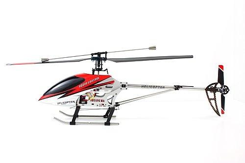 double horse  cm 3.5ch rc helicóptero con el girocompás - c