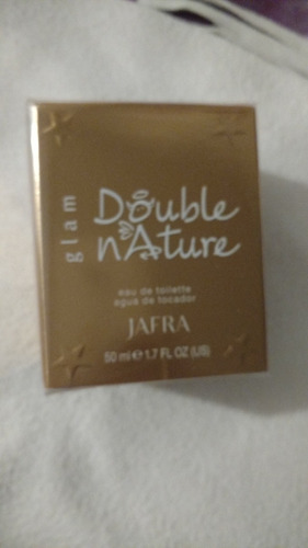 double nature glam y rock  jafra