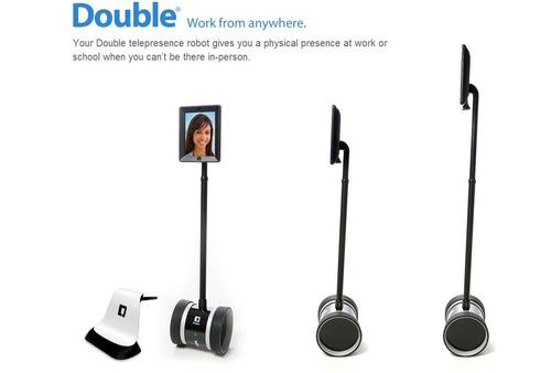 double robotics robot para usar con ipad o pc