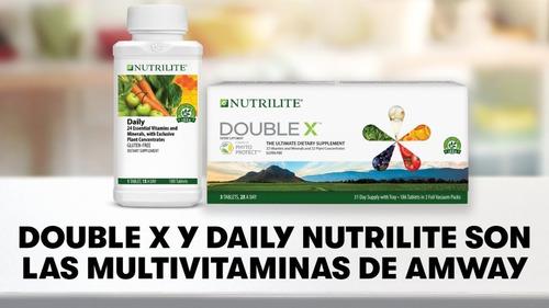 double x nutrilite