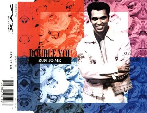 double you - run to me (cd single)