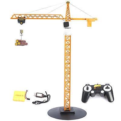 Juguete Doublee Remoto Torre 4g Simulación Grúa Rc Control 2 8vOwmN0n