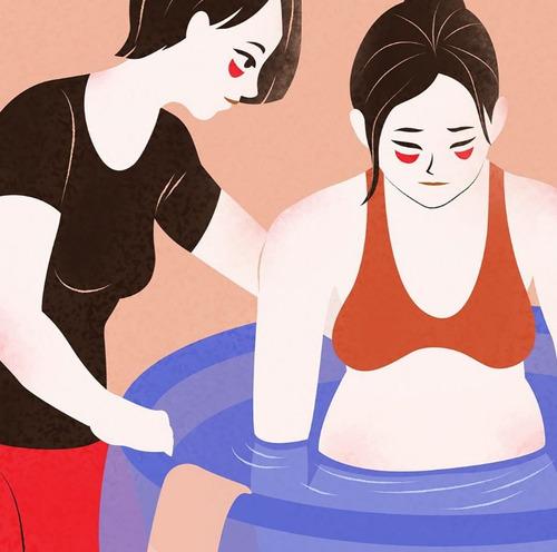 doula, acompañante de parto