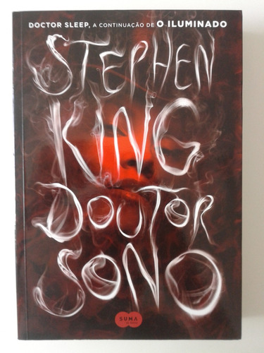 doutor sono, stephen king