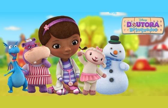 Doutora Brinquedo 51 Episodios 3 Dvds Imagem Digital Hd R 26 00