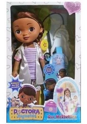 doutora brinquedos boneca musical compre e ganhe um brinde