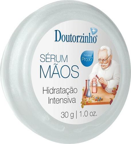 doutorzinho sérum mãos hidratação intensiva 30 g