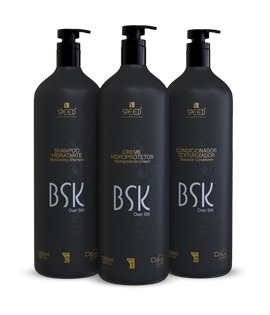 doux clair bsk over still kit profissional