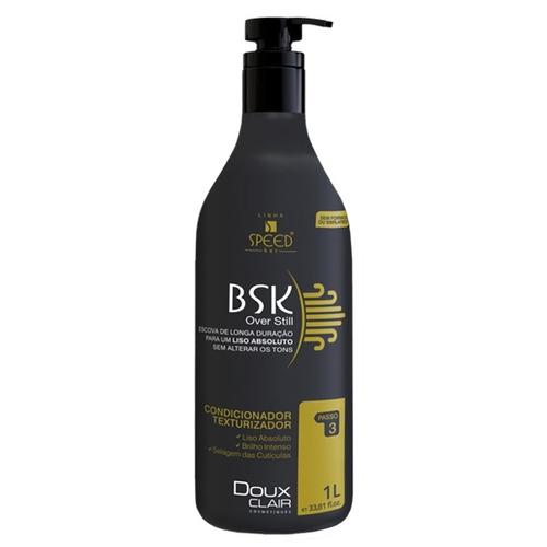 doux clair progressiva bsk 3x1 litro + óleo bel professional