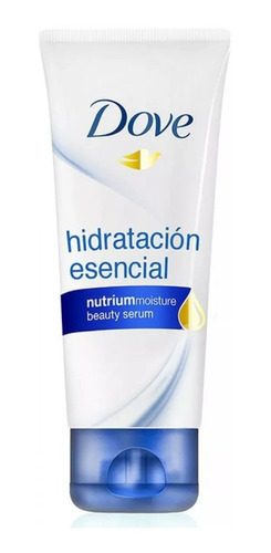 dove limpiador facial espuma hidratación esencial 100g