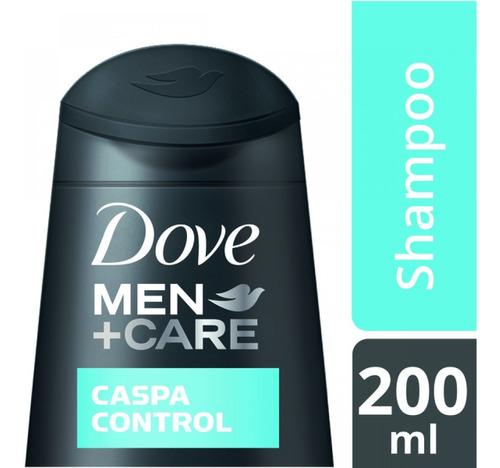 dove men shampoo anticaspa 200ml unilever
