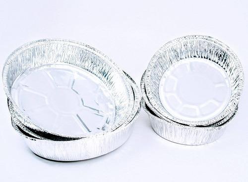 dowell foil, 1-1 / 2lb oblong, shallow - 100  + envio gratis