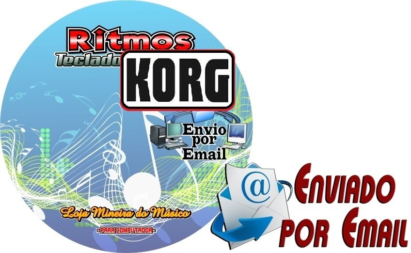 Download 200 Ritmos Especiais Teclados Korg Pa 50, 500, 600