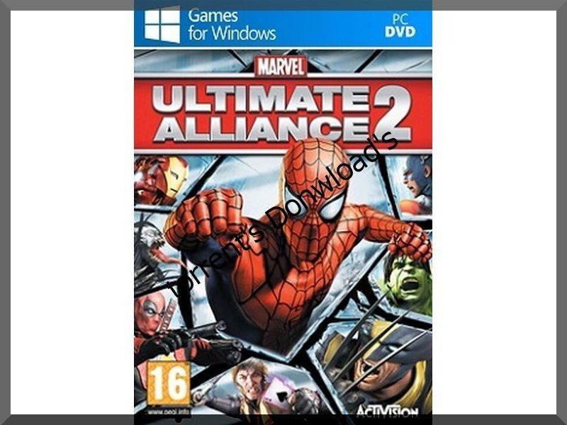 download game marvel ultimate alliance 2 pc