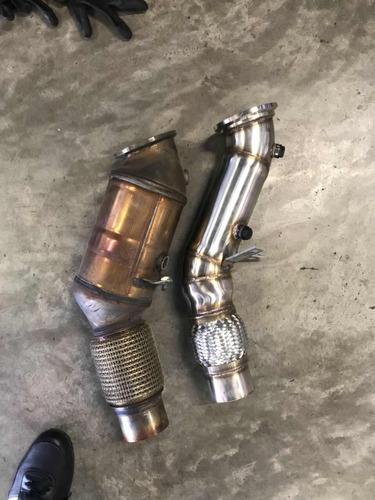 downpipe b48 bmw 220 320 328 auto turbo escape gcp
