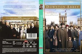 Downton Abbey - 5 Temporada 3 Dvd Envio Gratis